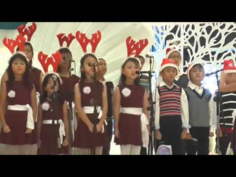 Paduan Suara anak SD National Global School-Poris