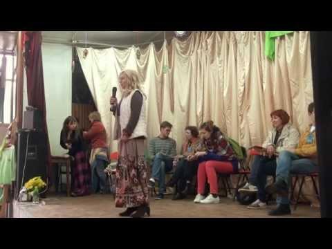 """00033 Фестиваль """"Тавале"""", представление тренеров 82 блока (08.05.2015)"""