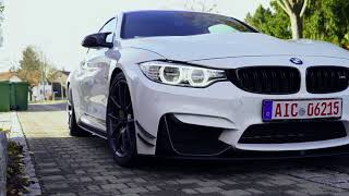 Забираем BMW M4 Performance Денис Рем Дестакар