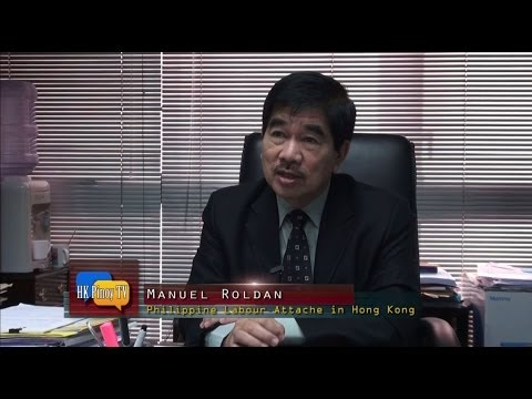 OFWs told to stay calm amidst HK sanctions