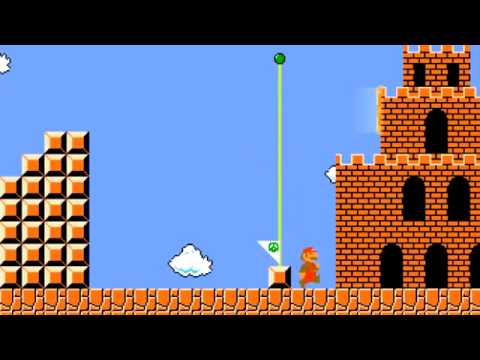 Новый взгляд на Mario и Mortal Kombat