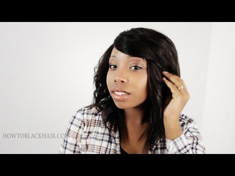 Invisible Part Sew In Full DVD Tutorial