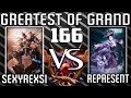 Smite Greatest of GrandMasters 166 Erlang Shen vs Chang e