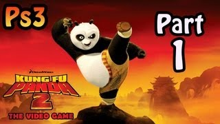 Kung Fu Panda 2: The Video Game (PS3) Playthrough Part 1