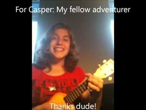 For Casper - Adventure Time Intro Cover