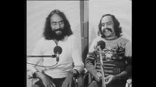 Cheech & Chong Interview 1974