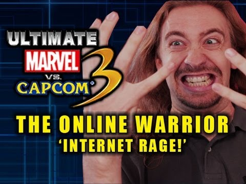 UMVC3 The Online Warrior: Episode Nine 'Internet Rage!'