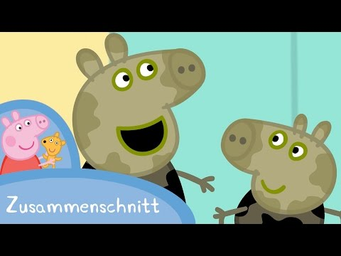 Peppa Pig - Zusammenschnitt 1 (30 Minuten)