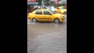 Manisa yağmur'a teslim