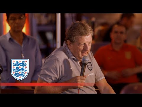 Hodgson meets the fans | FATV Interview