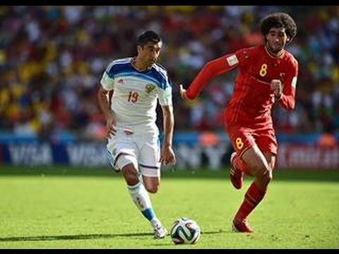 Belgium Vs Russia World Cup 2014 - Belgium 1-0 Russia Goals, Highlights and Players Belgium Wins