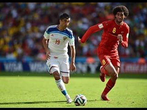 Belgium Vs Russia World Cup 2014 - Belgium 1-0 Russia Goals, Highlights and Players Belgium Wins