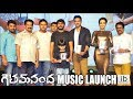 Gautam Nanda music launch & songs promos- Gopichand, H..