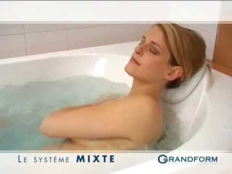 Grandform Système de massage balnéo MIXTE