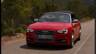2013 Audi S5 Cabriolet (Official) videos