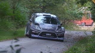Vid�o ADAC Rallye Deutschland 2012 [HD] par JM (4272 vues)