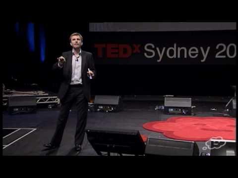 TEDxSydney – Nigel Marsh – Work Life Balance is an Ongoing Battle