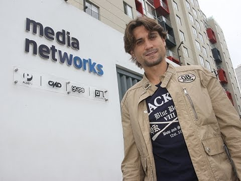 David Ferrer visitó y habló en exclusiva con CMD