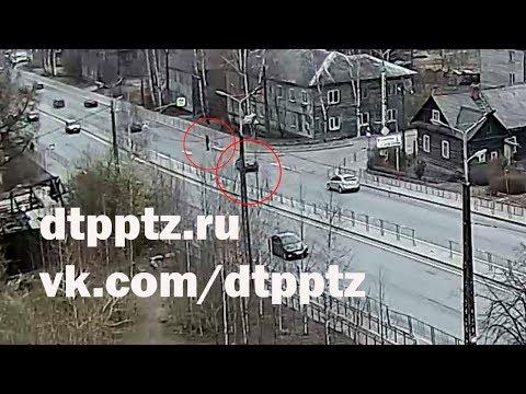 На улице Чапаева сбили пешехода