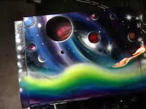 Matt Champagne Spray Paint