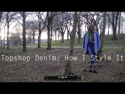 Topshop Denim: How I Style It | sunbeamsjess