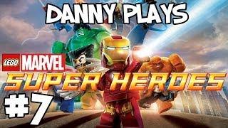 LEGO Marvel Superheroes - Part 7: PRISON BREAK