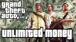 GTA V Unlimited Money