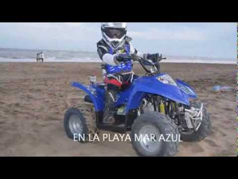 ATV TIBO 90  2013 ( CALVIN HARRIS ANIMAL ) SUBIR EL VOLUMEN