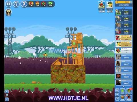 Angry Birds Friends Tournament Level 4 Week 101 (tournament 4) no power-ups