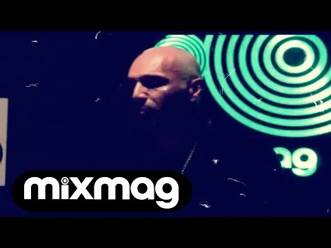 DAVID MORALES class house set in The Mixmag DJ Lab