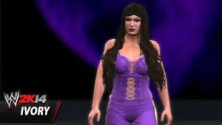WWE 2K14 Community Showcase: Ivory (PlayStation 3)