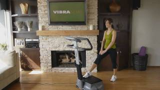 Vibration Exercise Fitness Machine How To Do 10 Minute