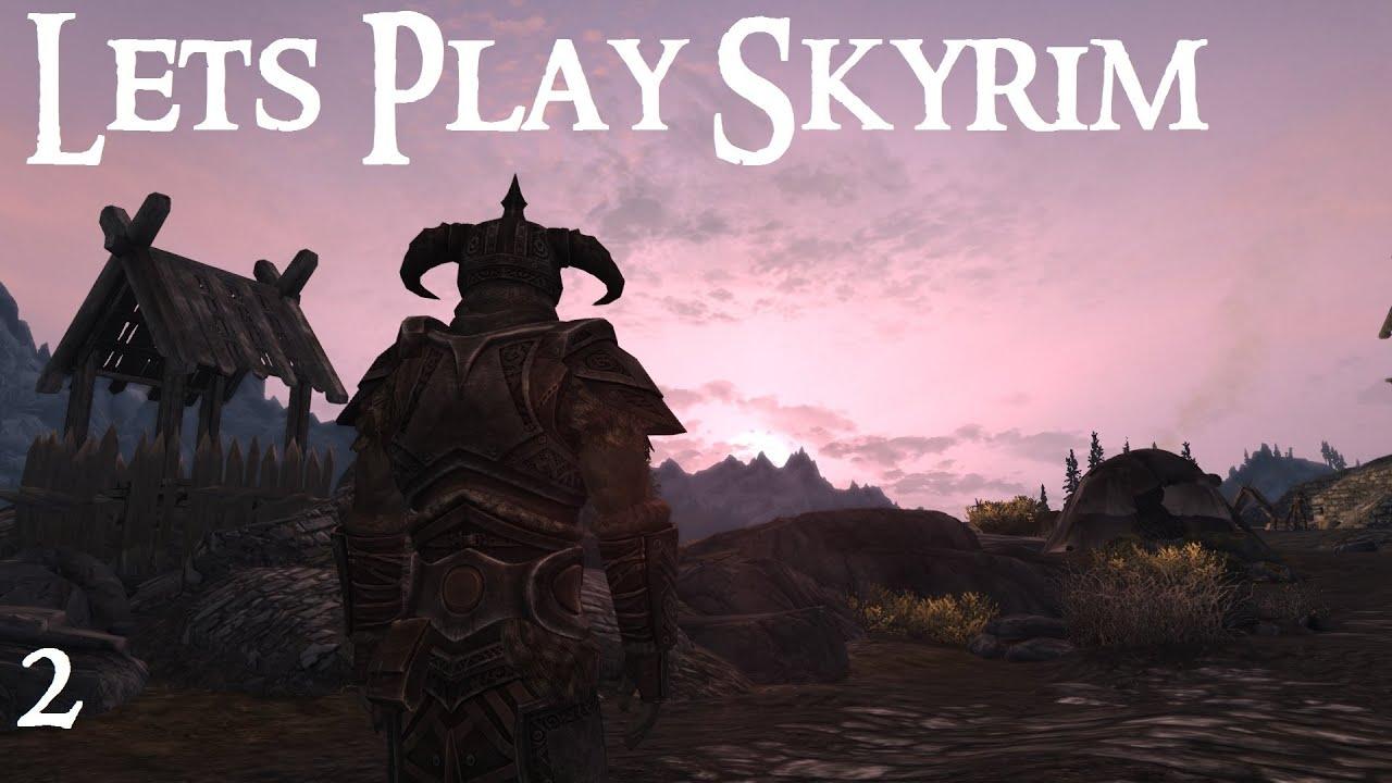 Lets play skyrim modded feat jullvia warrior of the silken skin part 3 sex with jullviaxxx - 4 8