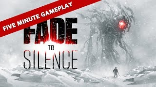Fade to Silence - Five-Minute Gameplay Montage