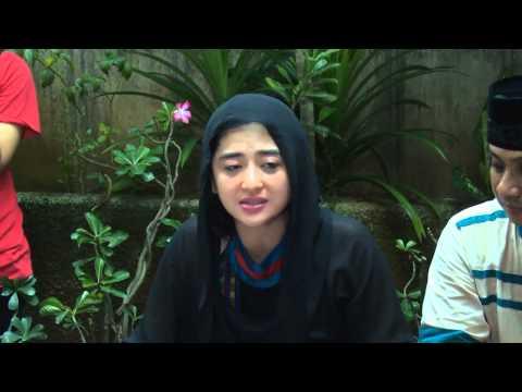 Dewi Persik gelar pengajian pasca bebas dari rutan
