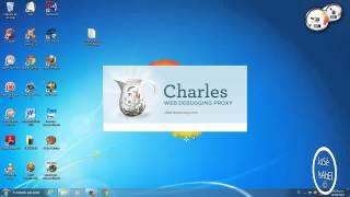 Como Descargar E Instalar Charles Proxy