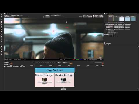 Pixel Analyzer & Pixel Sampler - NUKE 8 Sneak Peek