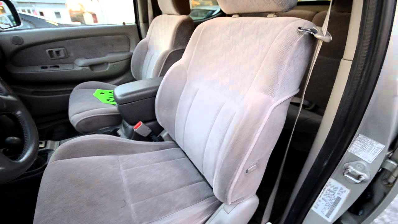 2001 toyota tacoma double cab 4x4 stk 29727b for sale - 2001 toyota tacoma interior parts ...