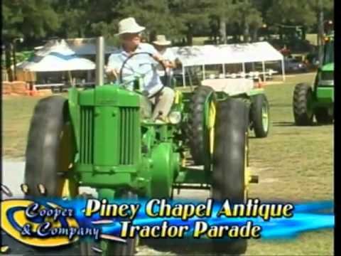 Piney Chapel Antique Tractor Parade 8 6 13