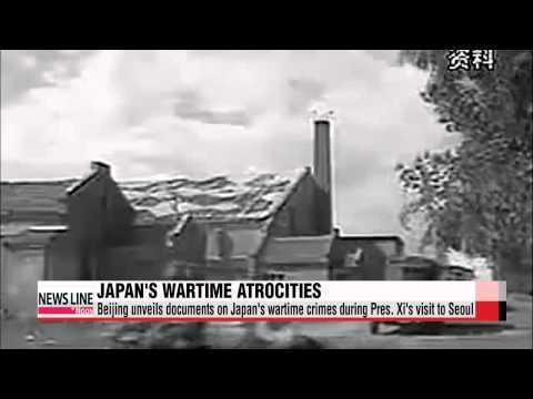 Beijing reveals confessions of Japanese wartime criminals