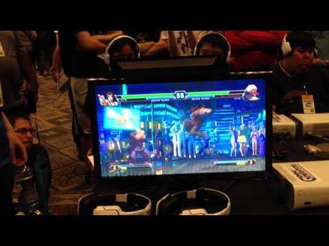EVO 2014 KOF XIII Match 2 Marco  vs Xiao Hai