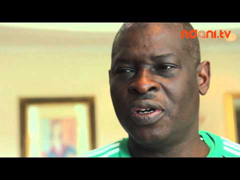 AFCON 2013 DIARIES  - NIGERIANS ON BURKINA FASO MATCH