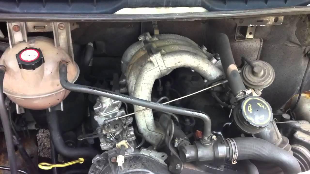Ford Transit Cold Start Valve