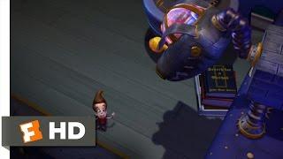 Shrink Ray Jimmy Neutron: Boy Genius (3/10) Movie CLIP