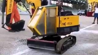 Locally Made Excavator