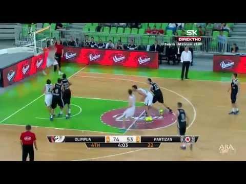 Nestvaran koš protiv Partizana
