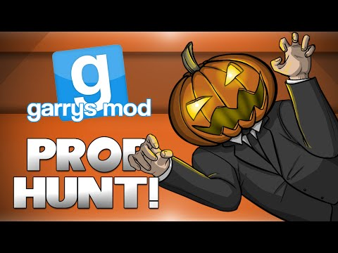 GMod Prop Hunt!  - HALLOWEEN EDITION! (Garrys Mod Funny Moments)