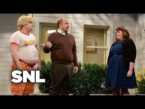 Romantic Speech - Saturday Night Live