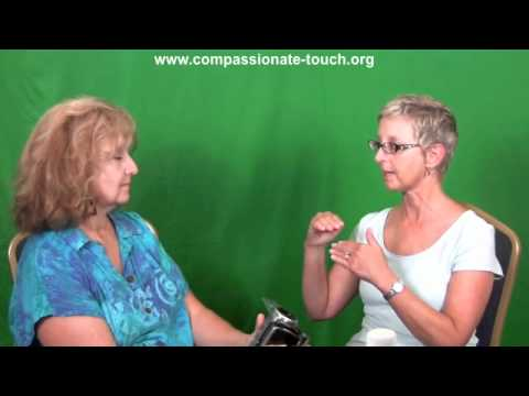 Ann Catlin from Compassionate Touch - Live Interview