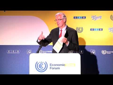 European Commissioner for Internal Market, Michel Barnier, Keynote Address at EIF 2013